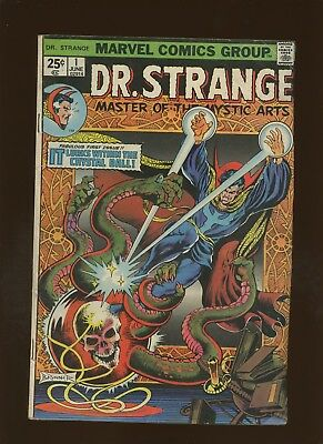 Dr. Strange 1 VG 4.0 * 1 Book Lot * 1st Silver Dagger & Agamotto's Dimension!