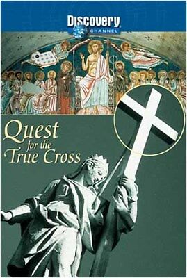 Quest For The True Cross (discovery Channel) New Dvd