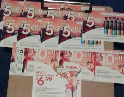 Variety of Vuse Vibe coupons. $83.99 total savings!!