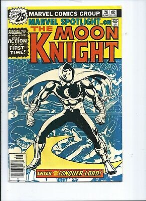 Marvel Spotlight MOON KNIGHT 28 Premiere Issue Beautiful new condition