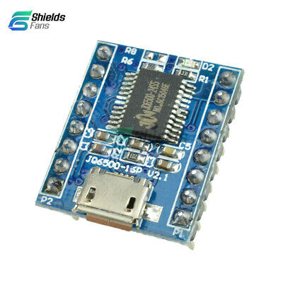 JQ6500 Voice Sound Module USB Replace One to 5 Way MP3 Voice Standard S