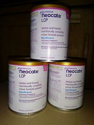 Neocate LCP baby formula infant milk