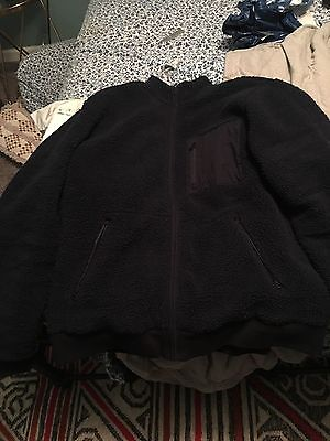 J Crew Up State Grizzly Fleece Jacket