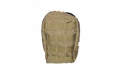 Specter Gear MOLLE/PALS Compatible Modular GP Vertical Utility Pouch, Coyote,