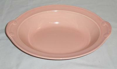 "Ts&t Luray Pastels 10.5"" Pink Vegetatable Serving Bowl * Taylor Smith Taylor*"