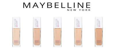 Maybelline Superstay 24H Full Coverage Foundation *choose* New