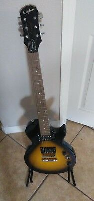 Epiphone By Gibson Special Model Electric Guitar Tobacco Sunburst