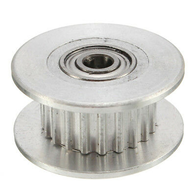3PCS 16T GT2 3mm Aluminum Timing Drive Pulley With 20Teeth For 3D Printer