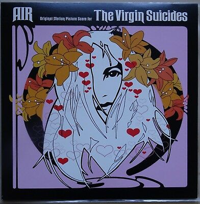 AIR ‎– The Virgin Suicides