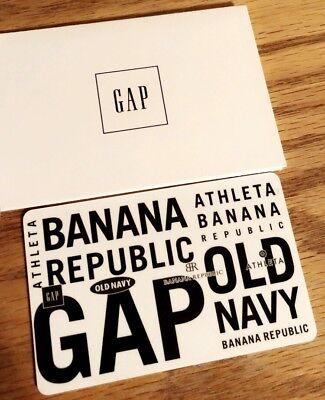$100 GAP Options Gift Card