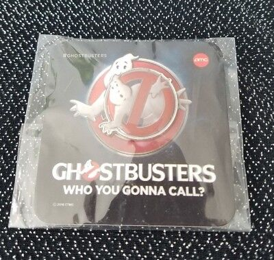 Collectible Ghostbusters AMC Theater Movie Pin