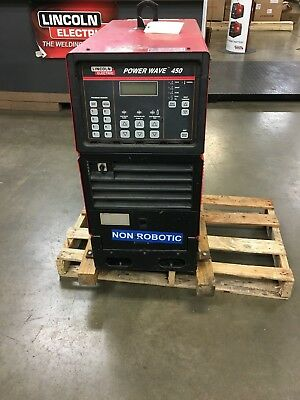 Lincoln Electric Power Wave 450 Non-Robotic Welder