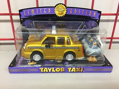 Chevron Limited Edition Taylor Taxi