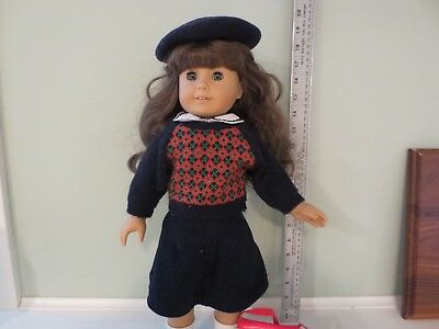 "American Girl ""Molly"" doll - 18"", Pleasant Company with Outfit"