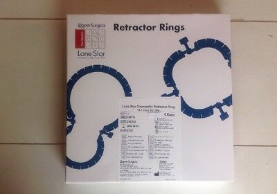 Lone Star Retractor Ring 14.1cm X 14.1cm Ref 3307G Exp 2022