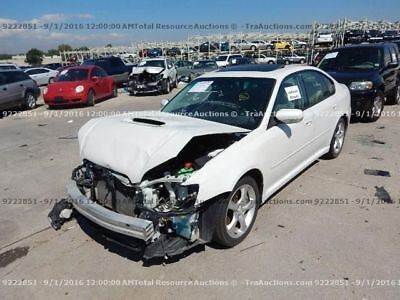 Audio Equipment Radio AM-FM-6CD Excluding Limited Fits 05 LEGACY 358578
