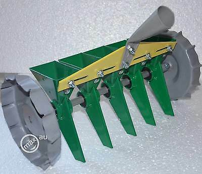 Hand seeder Rosta SMK-5, Precision Garden Seeder up to 5 Rows, Brand New