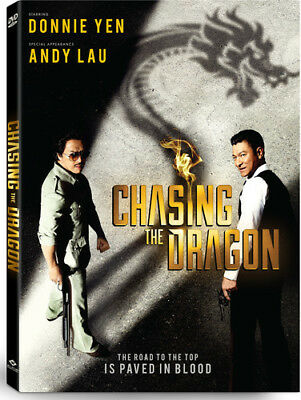 Chasing The Dragon [New DVD]
