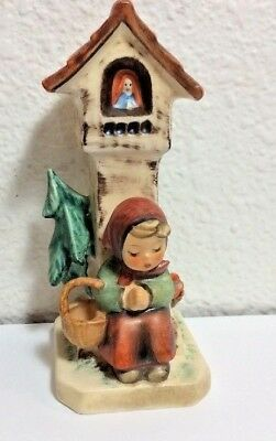 "Vintage Hummel Goebel Figurine #84/0 Worship Devotion 5."" Tall TMK-3"