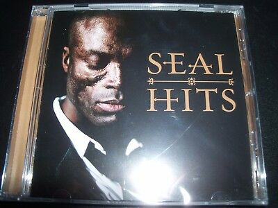 SEAL Hits The Very Best Of Greatest Hits (Australia) CD – New