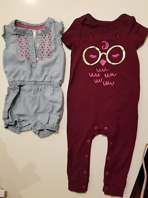 baby girl jumpsuits 12 months