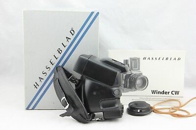 Hasselblad Winder CW w/Remote 503CW, 503CXI. Very Good Condition. Fast Shipping