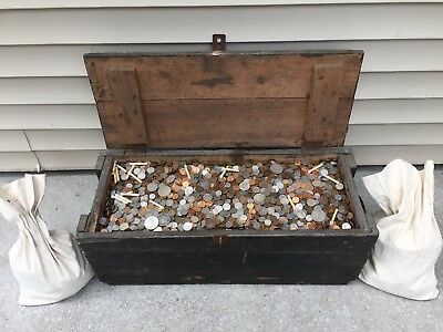 $ .999 Gold Silver Wheat Pennies Collection Estate Lot Sale Old Us Coins Bullion