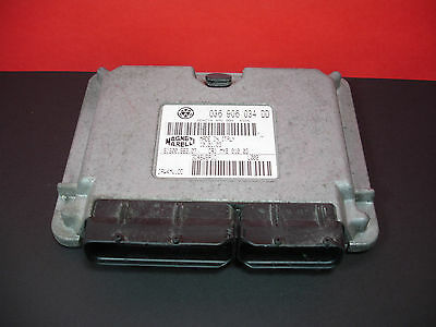 036906034Dd Vw Polo Engine Ecu 036 906 034 Dd Iaw4Mvdd Iaw 4Mv.dd