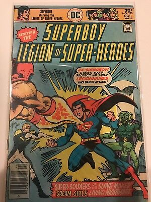Superboy comic Lot Of 2