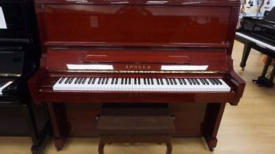 Apollo Upright Piano SR-550 S/N 144208