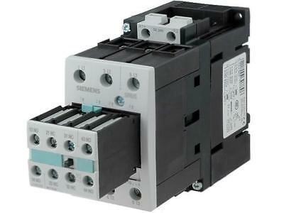 3RT1035-1BB44 Contactor3-pole Auxiliary contacts NC x2NO x2 24VDC 40A