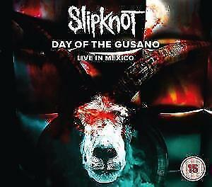 Slipknot - Day Of The Gusano Live In Mexico Limited 3LP + DVD NEU & OVP