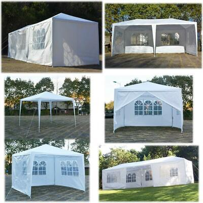 10'x10'/20'/30' Patio Party Tent Wedding Canopy Heavy Outdoor Upgrade Section