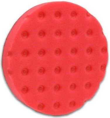 Lake Country CCS 14cm -ROUGE (Ultrasoft, Cire / enduit) de polir finition