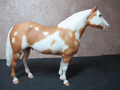 "Breyer 1995 Breyerfest Celebration model ""Mego"" - Adios mold Exc. Cond.!!"