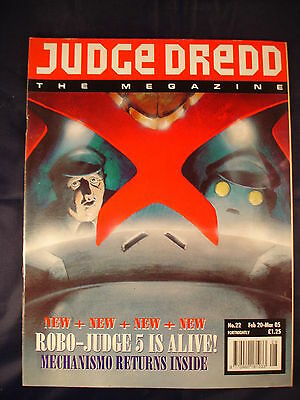 Judge Dredd Megazine - Issue 22 - Feb 20 - Mar 05