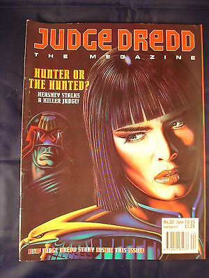 Judge Dredd Megazine - Issue 30 - June 12 - 25