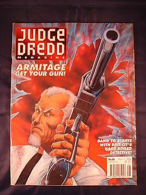 Judge Dredd Megazine - Issue 66 - Nov 11, 1994