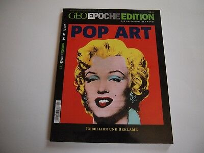 Geo Epoche Edition Nr.6 - POP ART