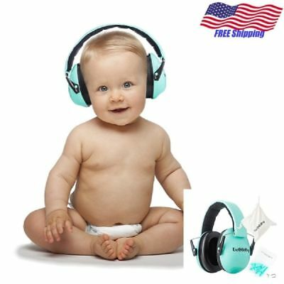 Premium Baby Ear Muffs Hearing Protection Toddler 3-24 Months Noise Cancellation