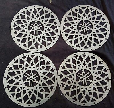 Wheel Disc V2A Quad Felge Yamaha YFM Raptor 250 350 450 660 700r
