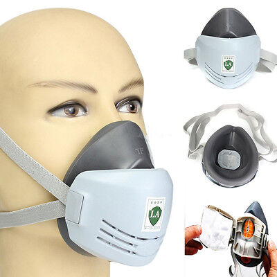Anti-Dust Respirator for Welder Welding Paint Spraying Cartridge gas Mask HL