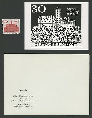 Bund Foto-Essay 544 Eisenach Wartburg 1967 Martin Luther Photo-Essay Rare!!
