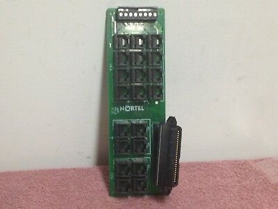 Nortel BCM 50 RJ-45 Breakout Adapter Kit (NTAT0100)