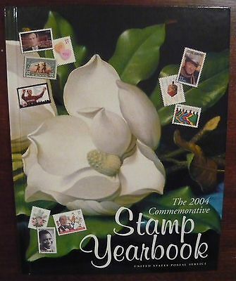 USA Jahrbuch 2004 The 2004 Stamp Yearbook United States Postal Service!!!!