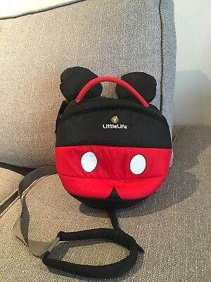 Mickey Mouse Little Life Backpack