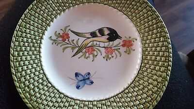 Jay Willfred Decorative Hanging Wall Plate Made in Portugal