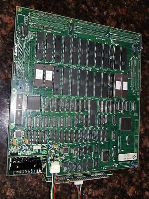 RUN AND GUN KONAMI JAMMA ARCADE GAME CIRCUIT BOARD PCB parts or repairs