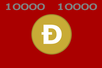 10000 DOGEcoins directly to your wallet. Reliable Consistent Many Sold. $189