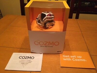 BRAND NEW Cozmo Interactive Robot By Anki Factory Sealed FREE USPS SHIPPING